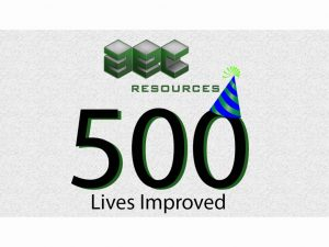 AEC Resources Improves 500 Lives